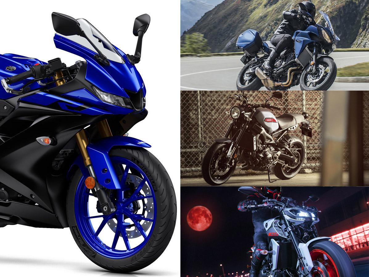 125ccスポーツモデルが熱い!! YAMAHA YZF-R125の新型もINTERMOT2018で発表に!その他にも注目モデルあり