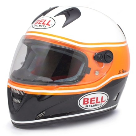 BELL『M5XJ Le Mans』登場。欧州限定生産モデルのヘルメットが復刻