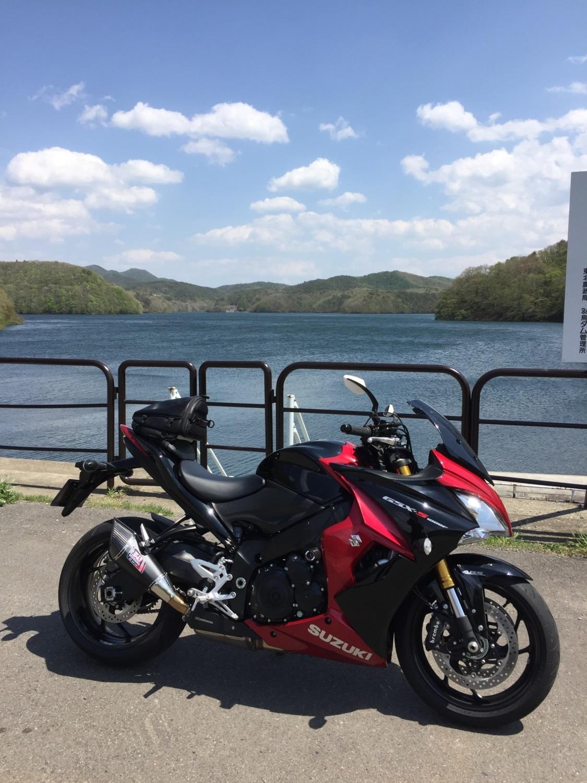 福島県羽鳥湖にて