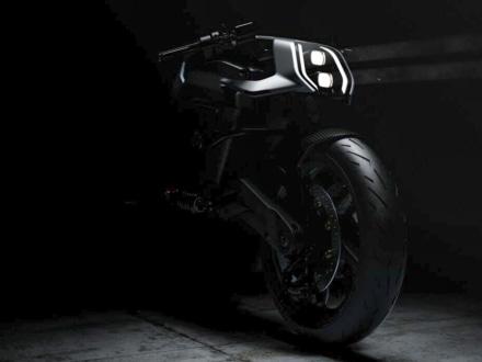 ジャケットの振動で危険を知らせる!?スマートヘルメット&インテリジェントジャケットも含めた電動バイク・VECTORが登場