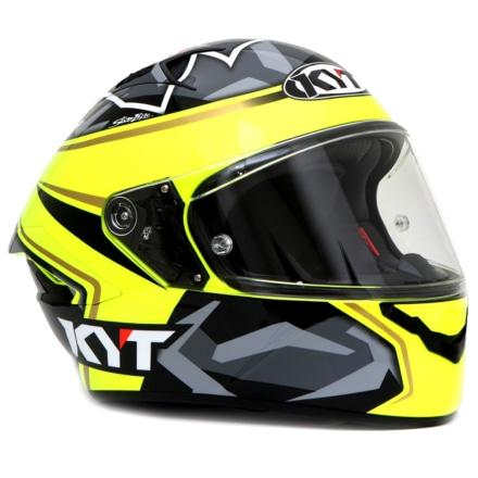 KYTから低価格ながら機能的なフルフェイスヘルメット『NF-R』が登場
