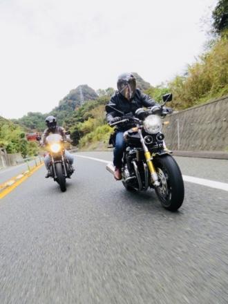 バイクが、好きだ!