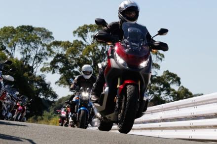 Hondaモーターサイクルホームカミング開催レポート