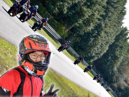"""外国車21台分の足つきチェックも!!レッドバロン主催の""""那須MSL外国車試乗会""""にバイク歴3年の女子ライダーが参加してきた"""