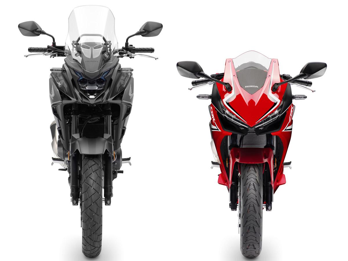 国内では新型CBR400R・CB400Xとして販売!EICMA2018で新型CBR500シリーズが発表に
