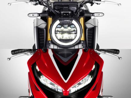 スポーティなルックスが魅力のCB650R&CBR650Rが発表に!国内でも販売予定だ