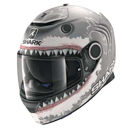 SHARK HELMETSからインパクト抜群のグラフィックヘルメット『SPARTAN』が登場