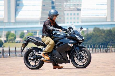 Kawasaki ニンジャ400R