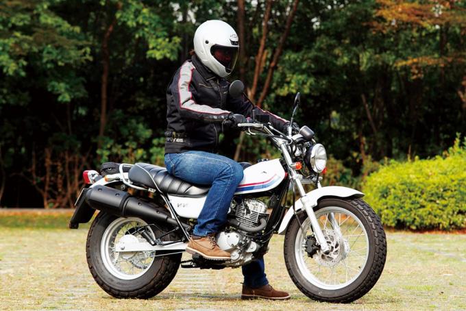 SUZUKI バンバン200