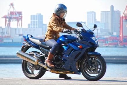 SUZUKI バンディット1250F ABS