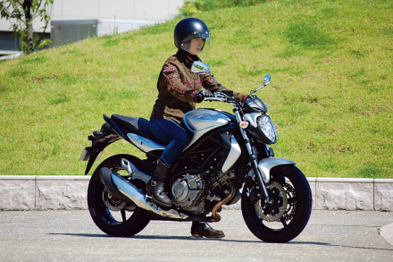 SUZUKI グラディウス400 ABS