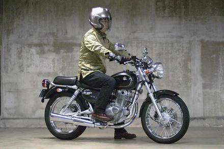 SUZUKI ST250 Eタイプ