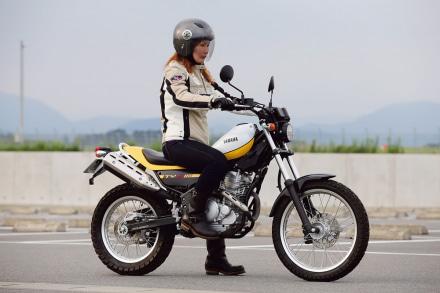 YAMAHA TY-S(トリッカー XG250)