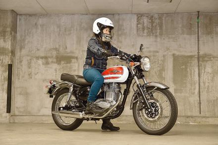 Kawasaki エストレヤ