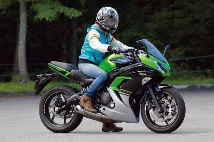 Kawasaki ニンジャ400
