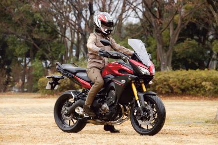 YAMAHA MT-09 トレーサー ABS