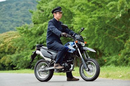 Kawasaki Dトラッカー125