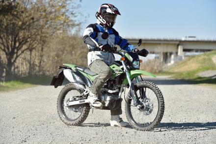 Kawasaki KLX170BF スペシャルエディション