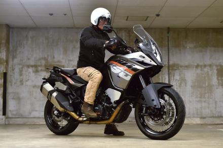 KTM 1190アドベンチャー