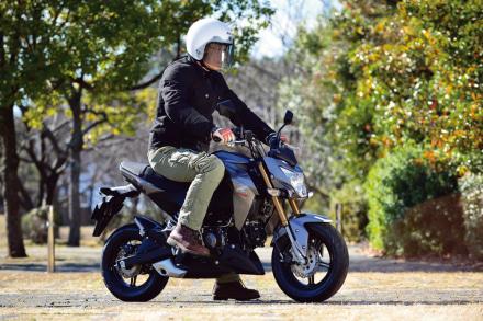 Kawasaki Z125プロ
