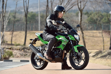 Kawasaki Z250SL