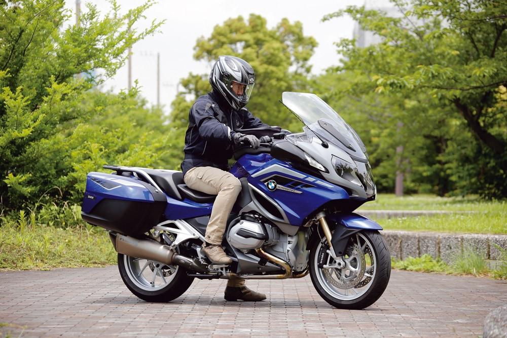 Bmw R1200rt バイク足つき アーカイブ タンデムスタイル