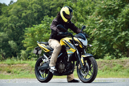 Kawasaki パルサー200NS