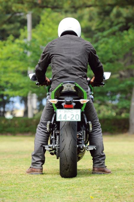 Kawasaki ニンジャ650 ABS