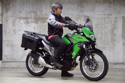 Kawasaki ヴェルシス-X 250 ABS ツアラー
