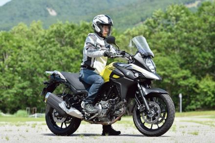 SUZUKI Vストローム650XT ABS