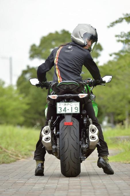 Kawasaki ニンジャ1000