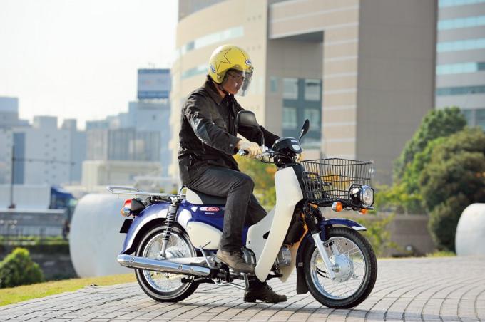 HONDA スーパーカブ50/110プロ
