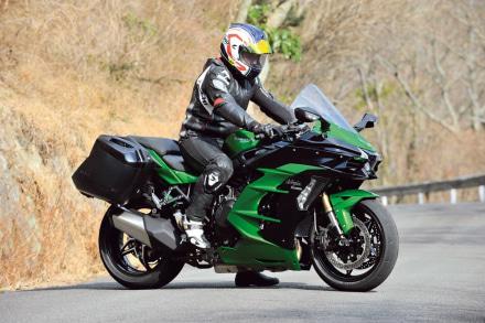 Kawasaki ニンジャ H2 SX