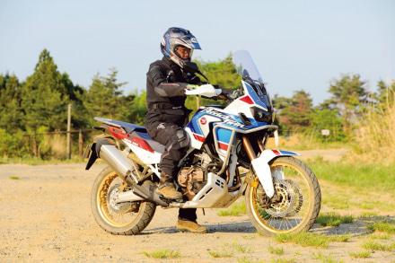 HONDA CRF1000Lアフリカツイン アドベンチャースポーツ DCT