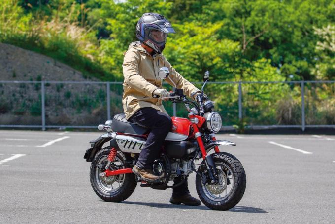HONDA モンキー125/ABS