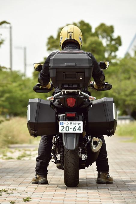SUZUKI Vストローム250