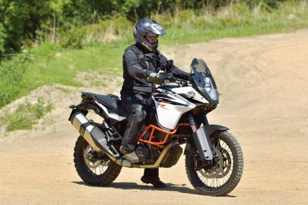 KTM 1090アドベンチャー R