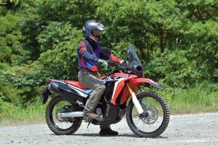 HONDA CRF250ラリー TypeLD