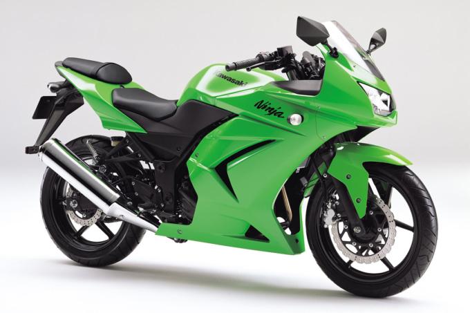 2008年モデル Ninja250R