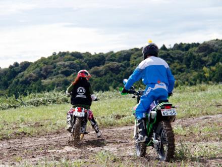 バイクの魅力とオフロードの楽しさを実感!第4回もっとクロスが12月9日に開催