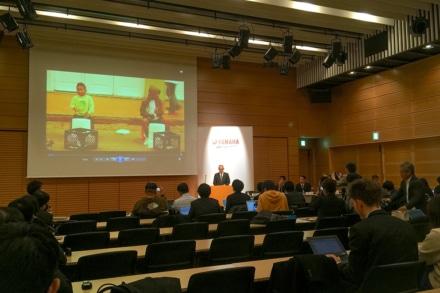 ヤマハ発動機 新中期経営計画および 長期ビジョン説明会開催レポート