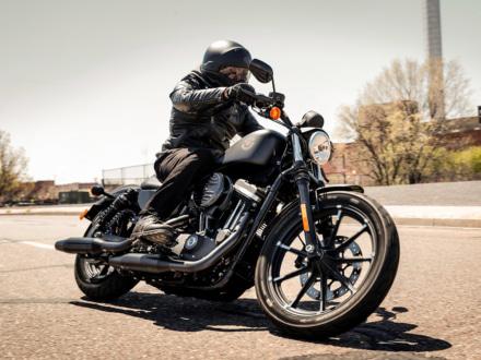 基本利用料10%OFF! HARLEY-DAVIDSONが認定レンタルバイクサービス1周年記念キャンペーンを実施中
