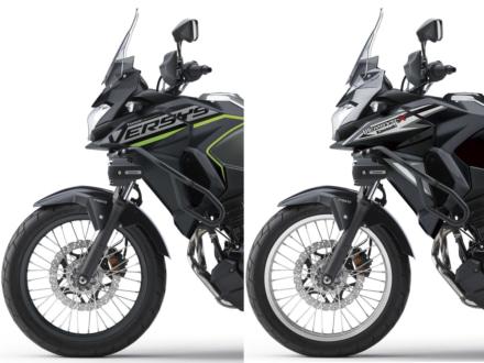それぞれに専用グラフィックを採用!カラーリングを一新した2019年モデルのKAWASAKI VERSYS-X250 TOURERが登場