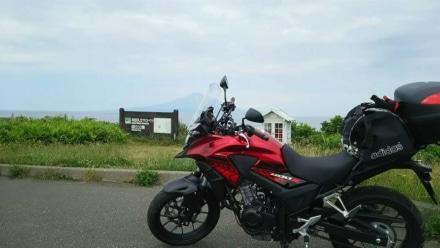 夏の北海道ツーリング