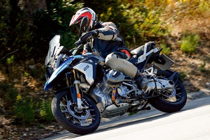 BMW R1250GS/HP オンロード走行