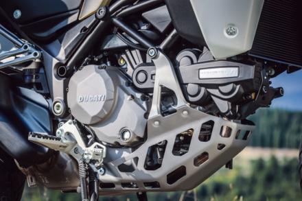 ドゥカティ ムルティストラーダ1260エンデューロのエンジン