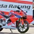 ホンダ・CBR250RRのレーシングイメージフォト