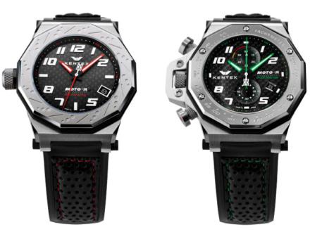 ライダー専用腕時計・MOTO-RがKENTEXより登場!2019年1月より販売開始