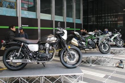 Kawasaki Motor Show in 東京ベルサール秋葉原 開催レポート