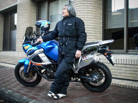 冒険家・風間深志さんプロデュースの厳冬期仕様バイクウエア・ランドクルーザーが最大40%オフで購入できるチャンス!